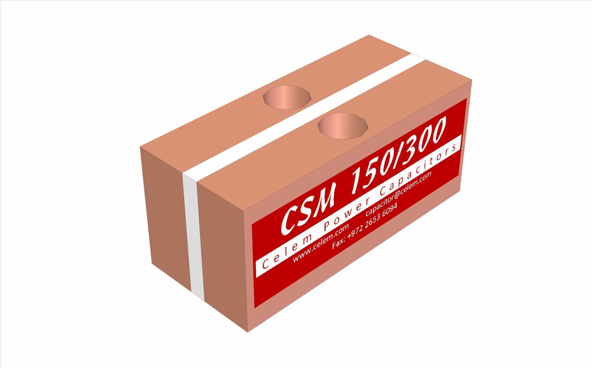 Conduction Cooled Capacitors